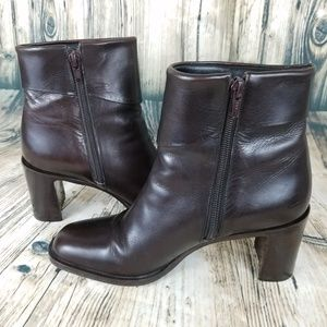 Enzo Angiolini ~ Leather Boots